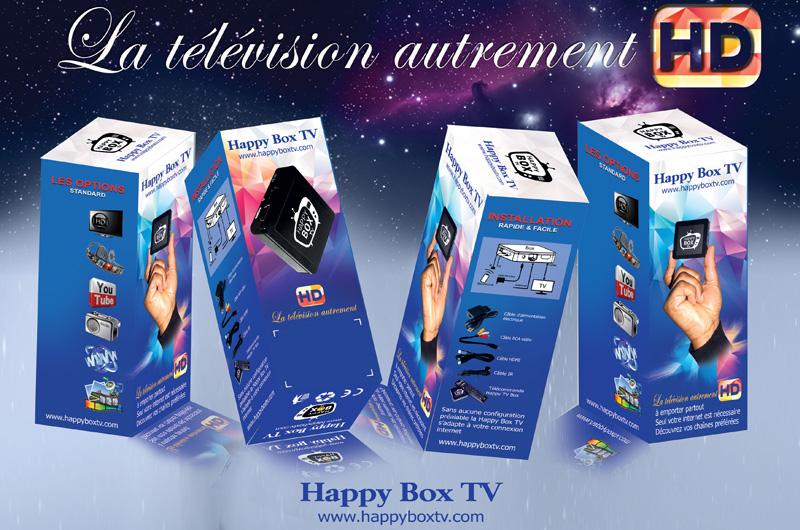 Happy Box Tv La Télévision Autrement Jehoway